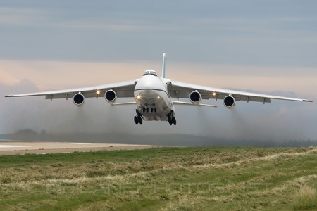 Antonov An-124-100 Ruslan - UR-82073 operated by Antonov Airlines