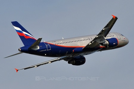 Airbus A320-214 - VQ-BIR operated by Aeroflot