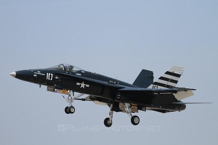 McDonnell Douglas F/A-18C Hornet - 164673 operated by US Navy (USN)