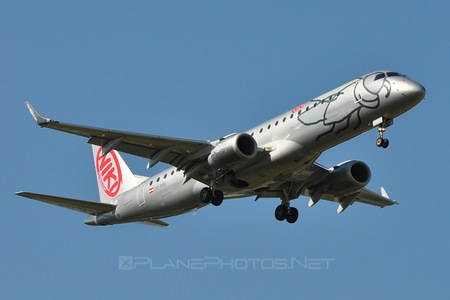 Embraer E190LR (ERJ-190-100LR) - OE-IHB operated by Niki