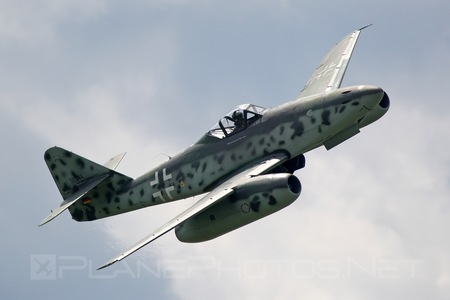 Messerschmitt Me 262A-1c Schwalbe (replica) - D-IMTT operated by Messerschmitt Foundation