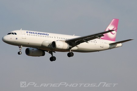 Airbus A320-232 - TC-FBR operated by Freebird Airlines