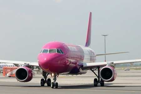 Airbus A320-232 - HA-LPT operated by Wizz Air