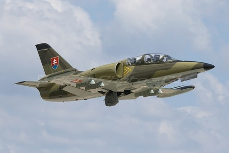 Aero L-39ZA Albatros - 4703 operated by Vzdušné sily OS SR (Slovak Air Force)
