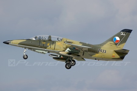 Aero L-39ZA Albatros - 2433 operated by Vzdušné síly AČR (Czech Air Force)
