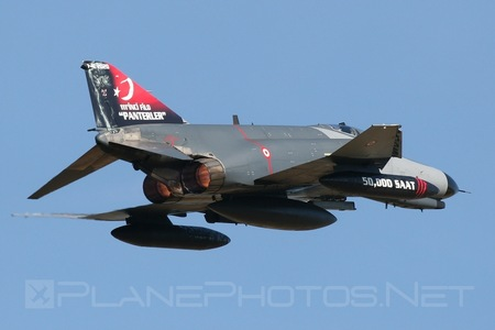 McDonnell Douglas F-4E Terminator 2020 - 77-0285 operated by Türk Hava Kuvvetleri (Turkish Air Force)