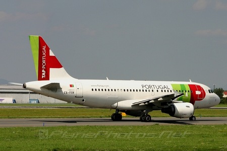 Airbus A319-111 - CS-TTF operated by TAP Portugal