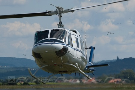 Agusta Bell AB-212 - 9A-HBM operated by Croatia - Police