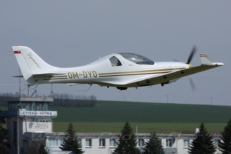Aerospool WT9 Dynamic - OM-DYD operated by Private operator