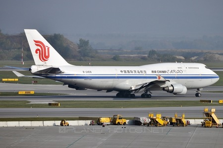 Boeing 747-400BCF - B-2458 operated by Air China Cargo