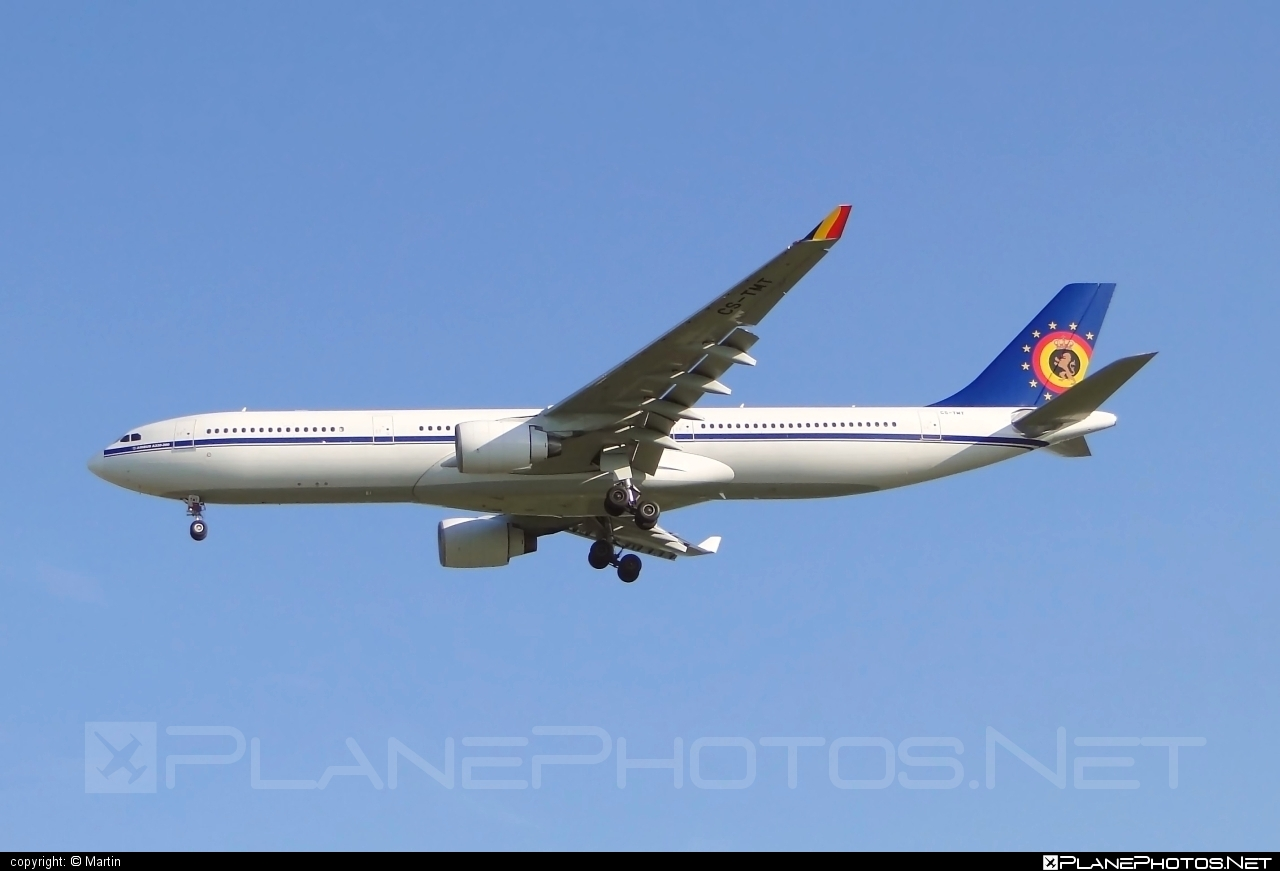 Luchtcomponent (Belgian Air Force) Airbus A330-322 - CS-TMT #a330 #a330family #airbus #airbus330