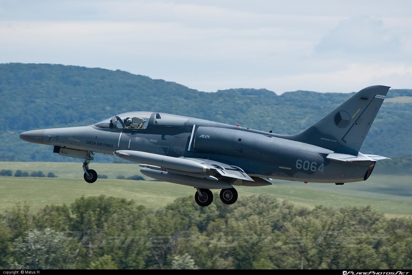 Aero L-159A Alca - 6064 operated by Vzdušné síly AČR (Czech Air Force) #aero #aerol159 #aerol159aalca #aerol159alca #czechairforce #l159 #l159a #l159aalca #l159alca #vzdusnesilyacr