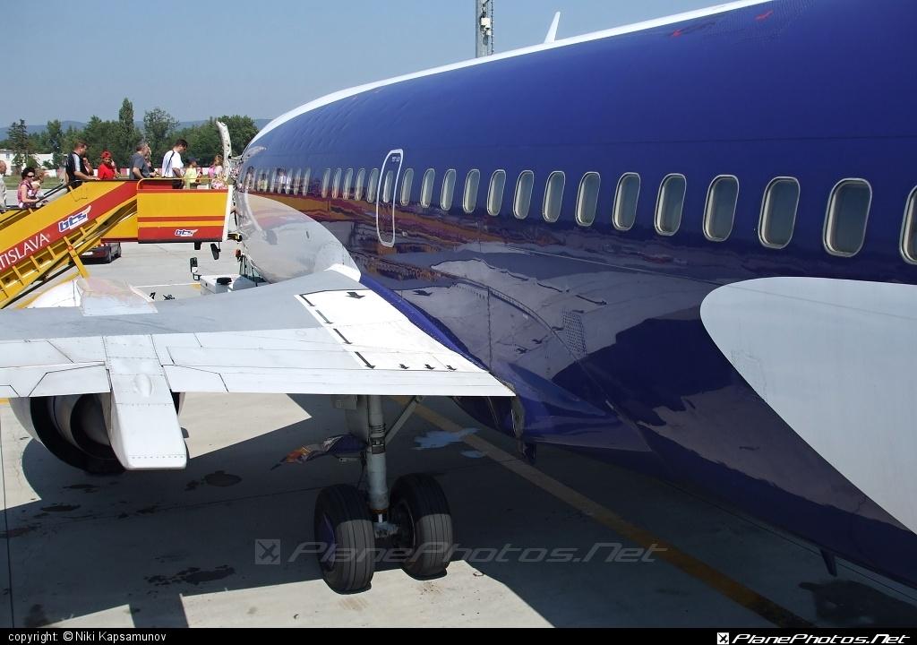 Boeing 737-300 - OM-HLX operated by SeagleAir #b737 #boeing #boeing737