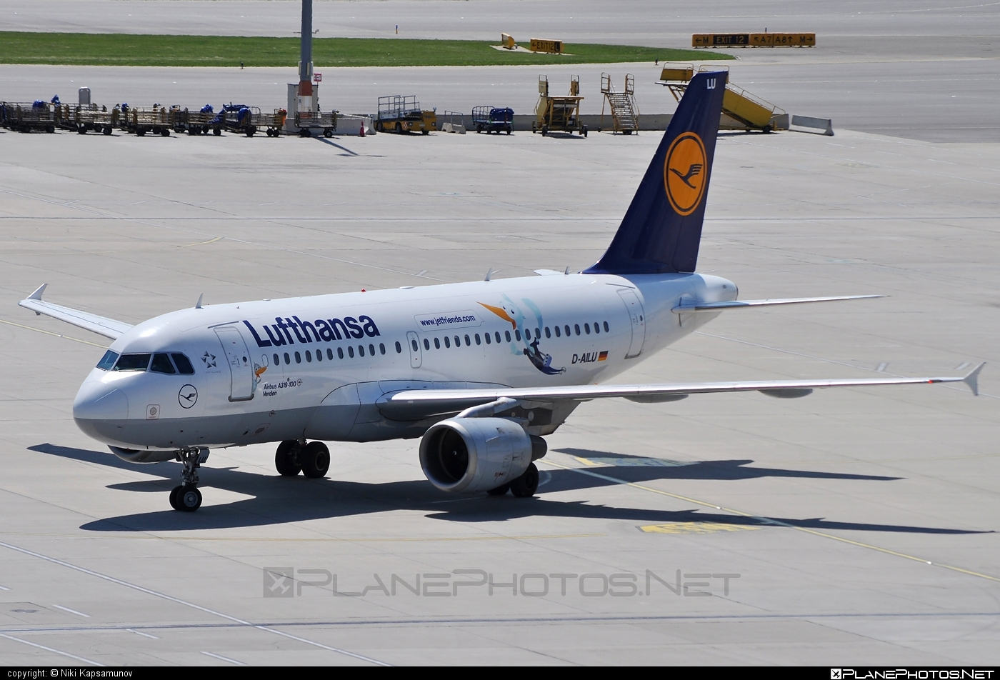 Airbus A319-114 - D-AILU operated by Lufthansa #a319 #a320family #airbus #airbus319 #lufthansa