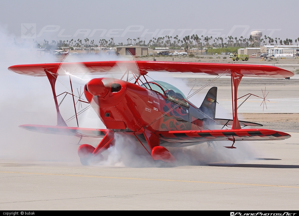 Pitts S-2B Special - N260GR operated by Private operator #pitts