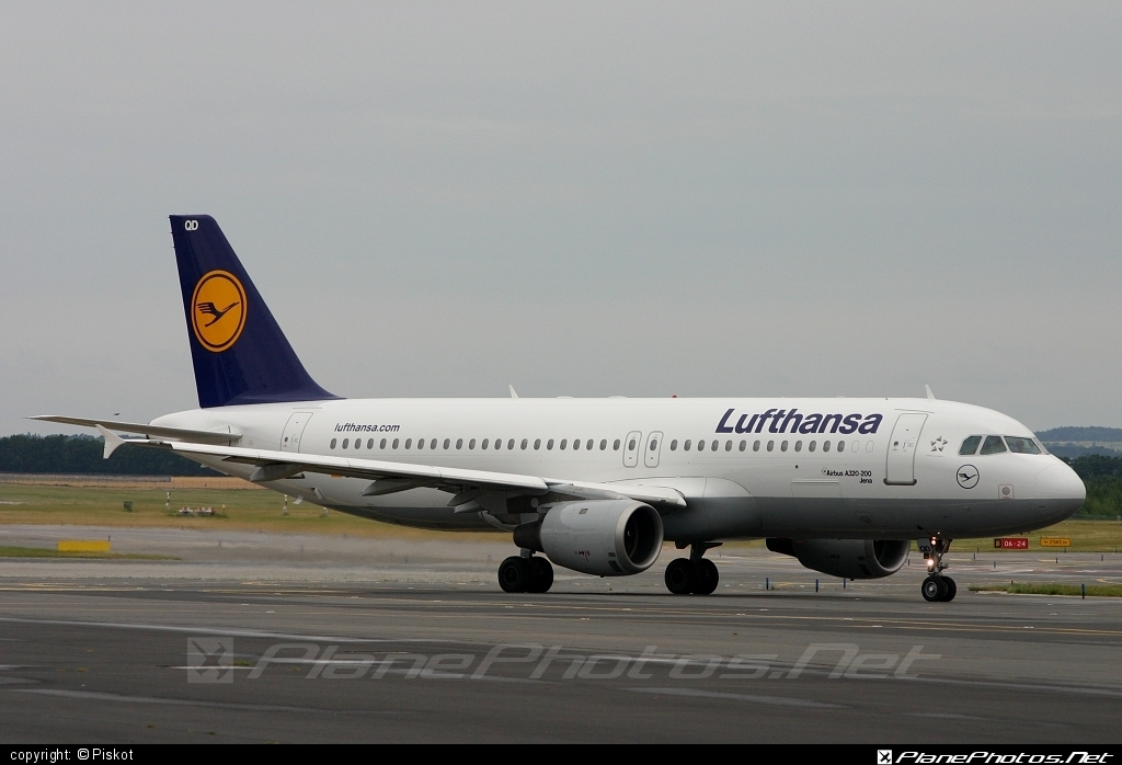Airbus A320-211 - D-AIQD operated by Lufthansa #a320 #a320family #airbus #airbus320 #lufthansa