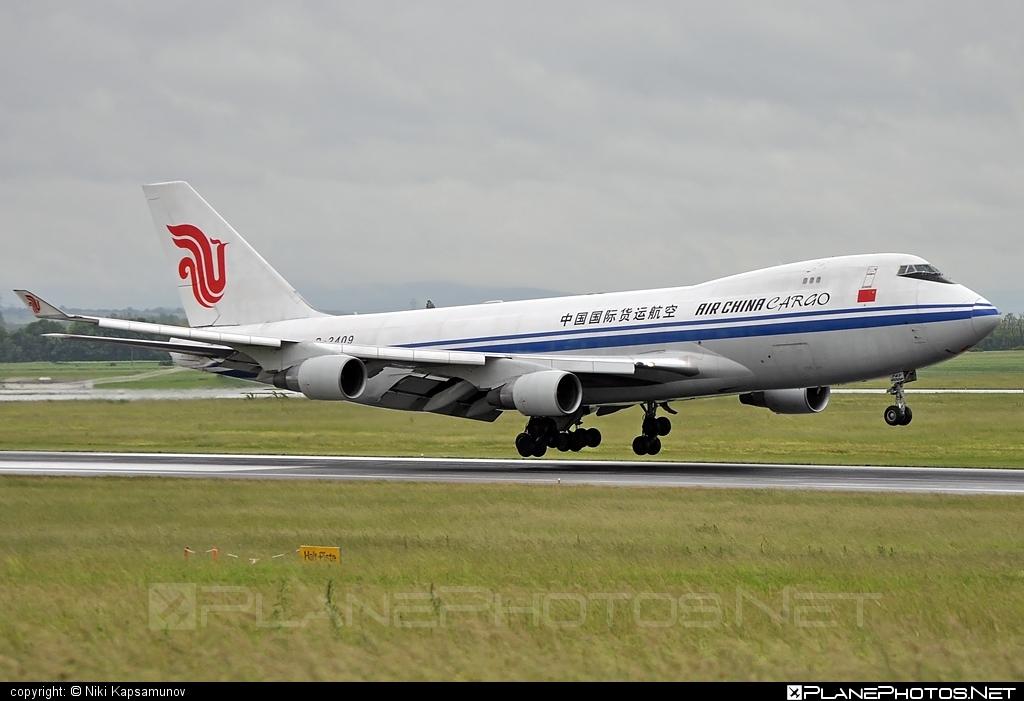 Air China Cargo Boeing 747-400F - B-2409 #airchina #airchinacargo #b747 #boeing #boeing747 #jumbo