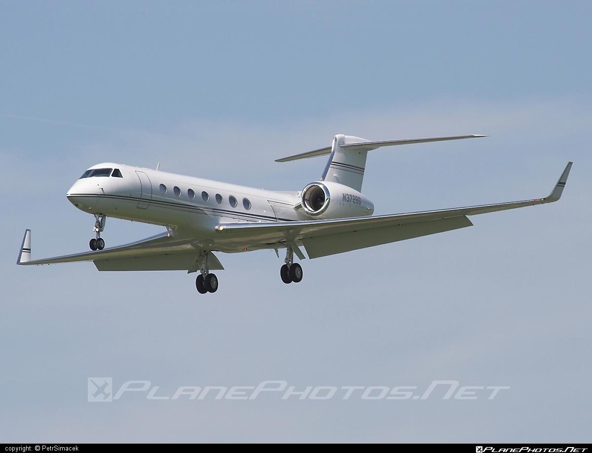 Gulfstream G550 - N372BG operated by Contrail Aviation LLC #g550 #gulfstream #gulfstreamg550