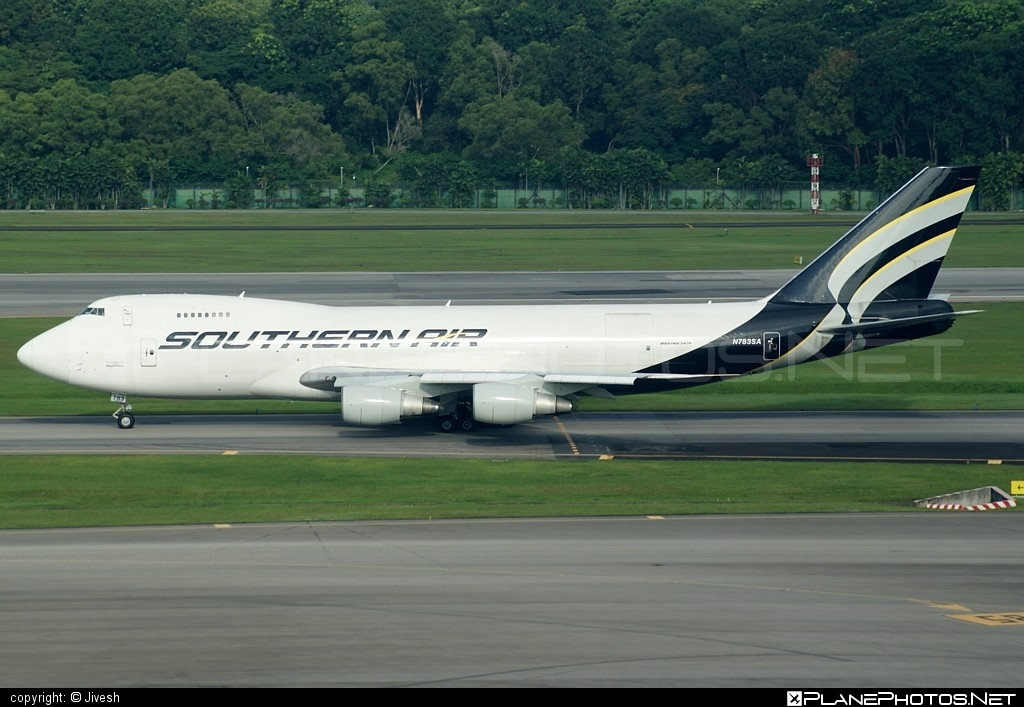 Boeing 747-200F - N783SA operated by Southern Air #b747 #boeing #boeing747 #jumbo