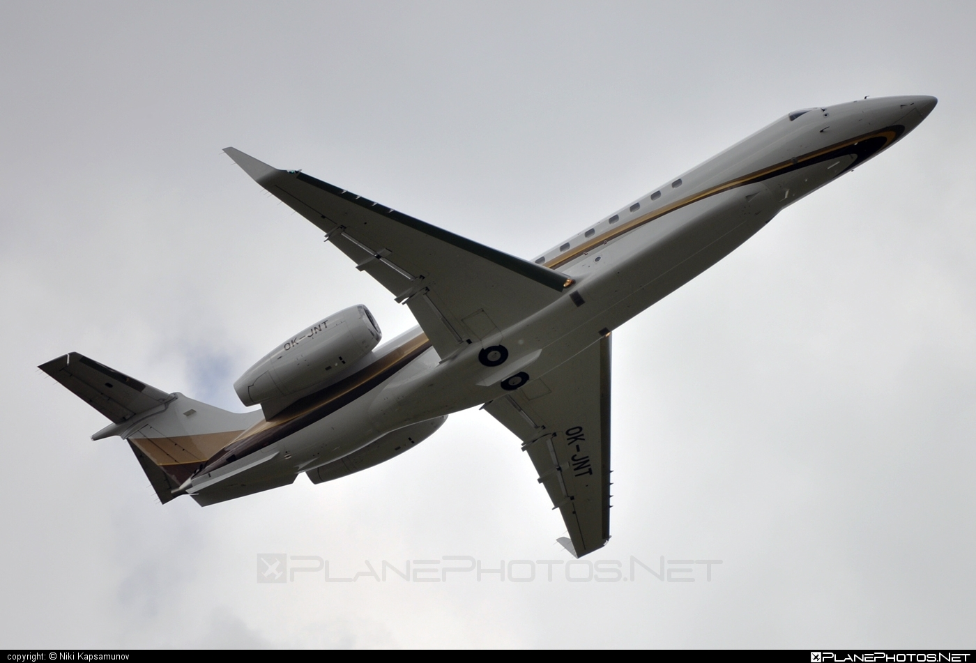 Embraer ERJ-135BJ Legacy - OK-JNT operated by Private operator #embraer #embraer135 #embraerlegacy #erj135 #erj135bj