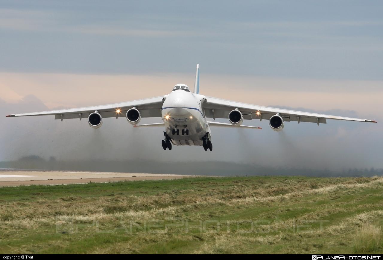 Antonov An-124-100 Ruslan - UR-82073 operated by Antonov Airlines #an124 #an124100 #an124100ruslan #an124ruslan #antonov #antonov124 #antonovan124