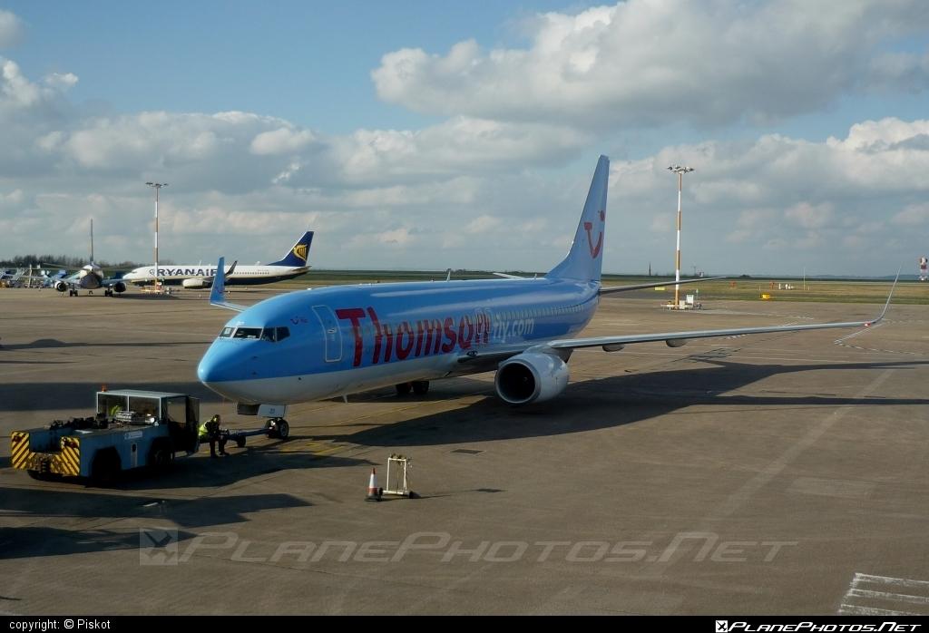 Boeing 737-800 - G-FDZD operated by Thomsonfly #b737 #b737nextgen #b737ng #boeing #boeing737