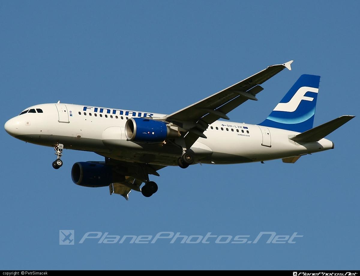 Airbus A319-112 - OH-LVK operated by Finnair #a319 #a320family #airbus #airbus319 #finnair