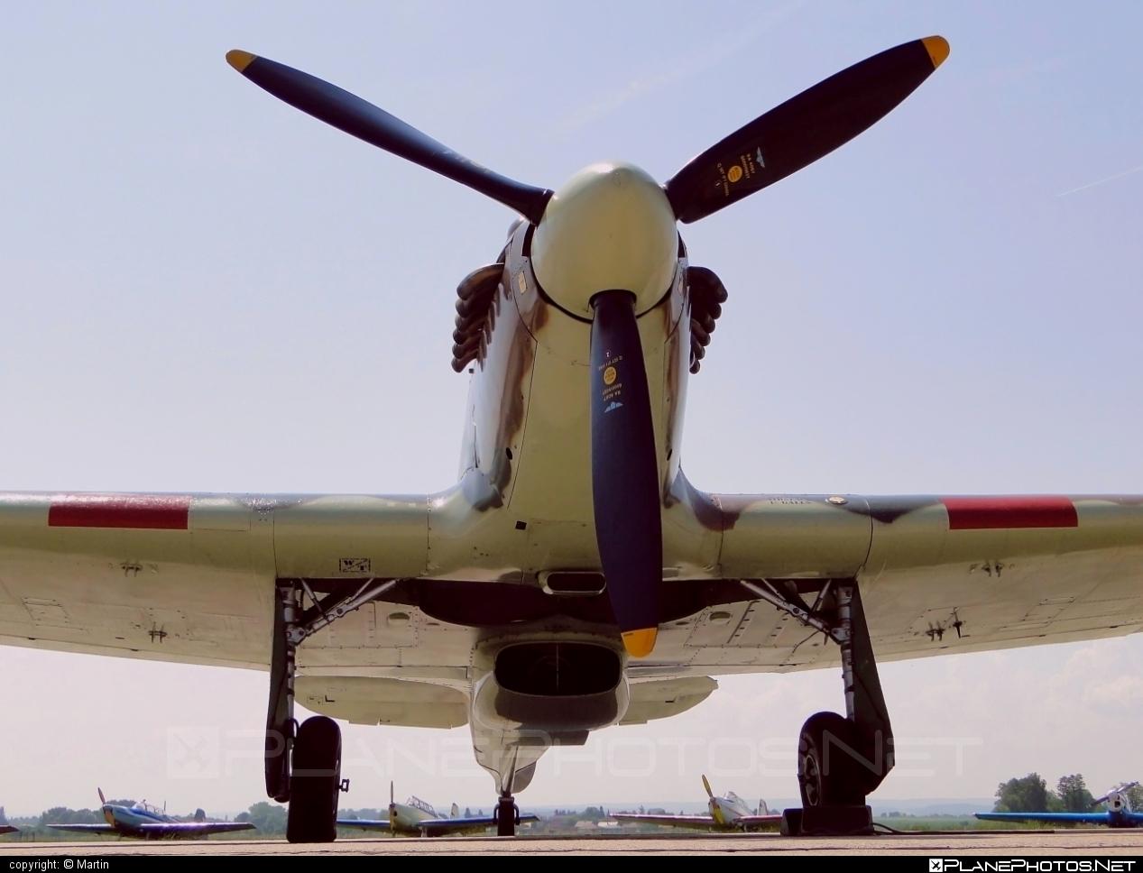 Hawker Hurricane Mk.IIC - LF363 operated by United Kingdom - Battle of Britain Memorial Flight (BBMF) #hawker