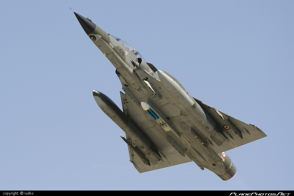 Dassault Mirage 2000N - 325 operated by Armée de l´Air (French Air Force) #armeedelair #dassault #frenchairforce