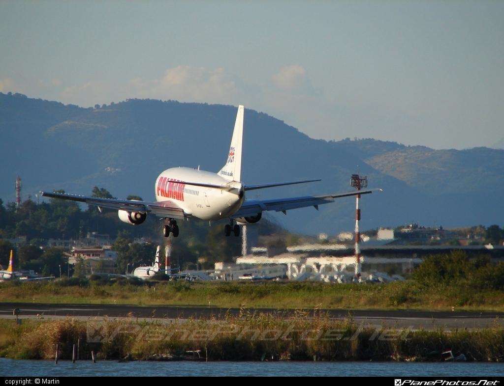 Boeing 737-500 - G-PJPJ operated by Palmair #b737 #boeing #boeing737