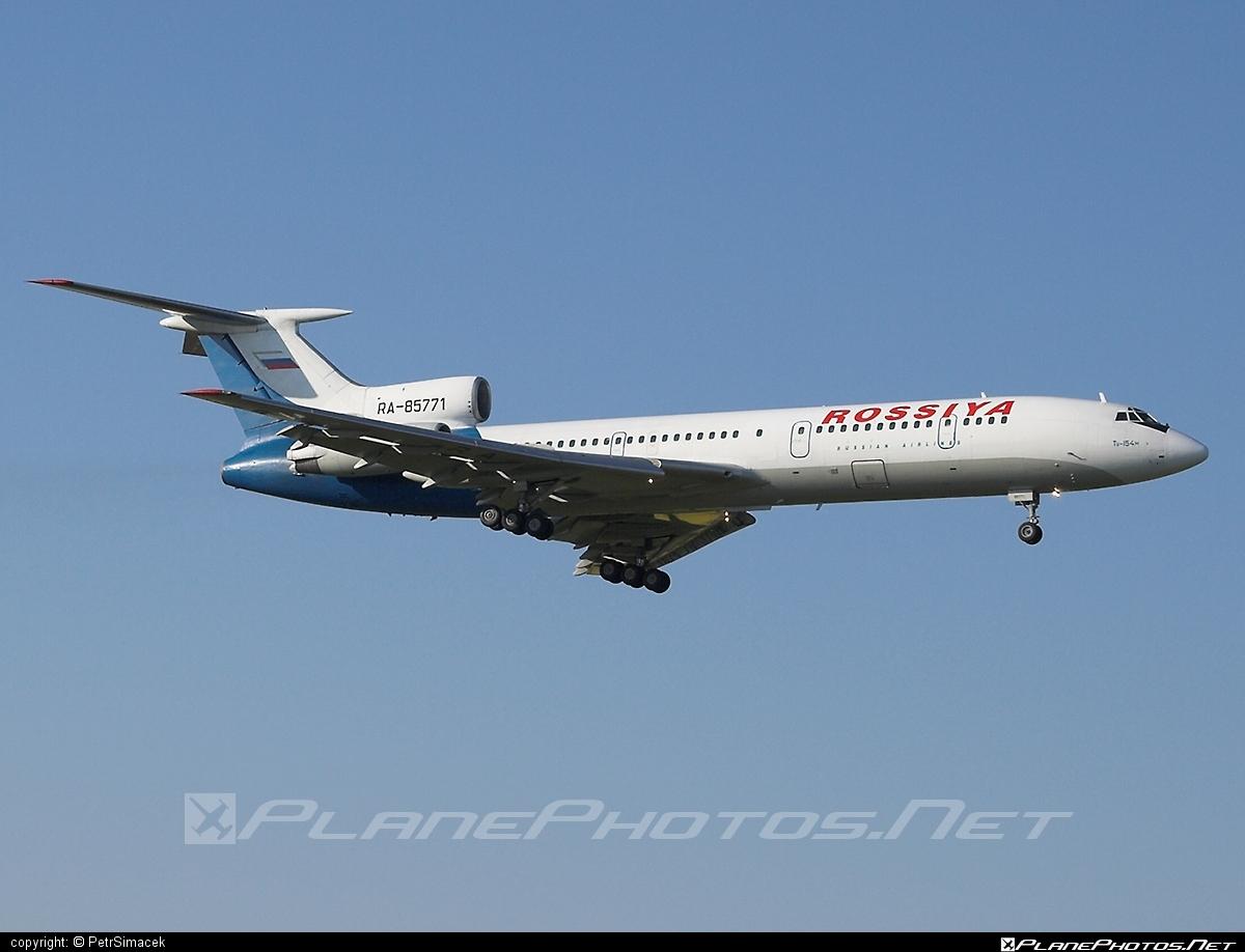 Tupolev Tu-154M - RA-85771 operated by Rossiya Airlines #tu154 #tu154m #tupolev