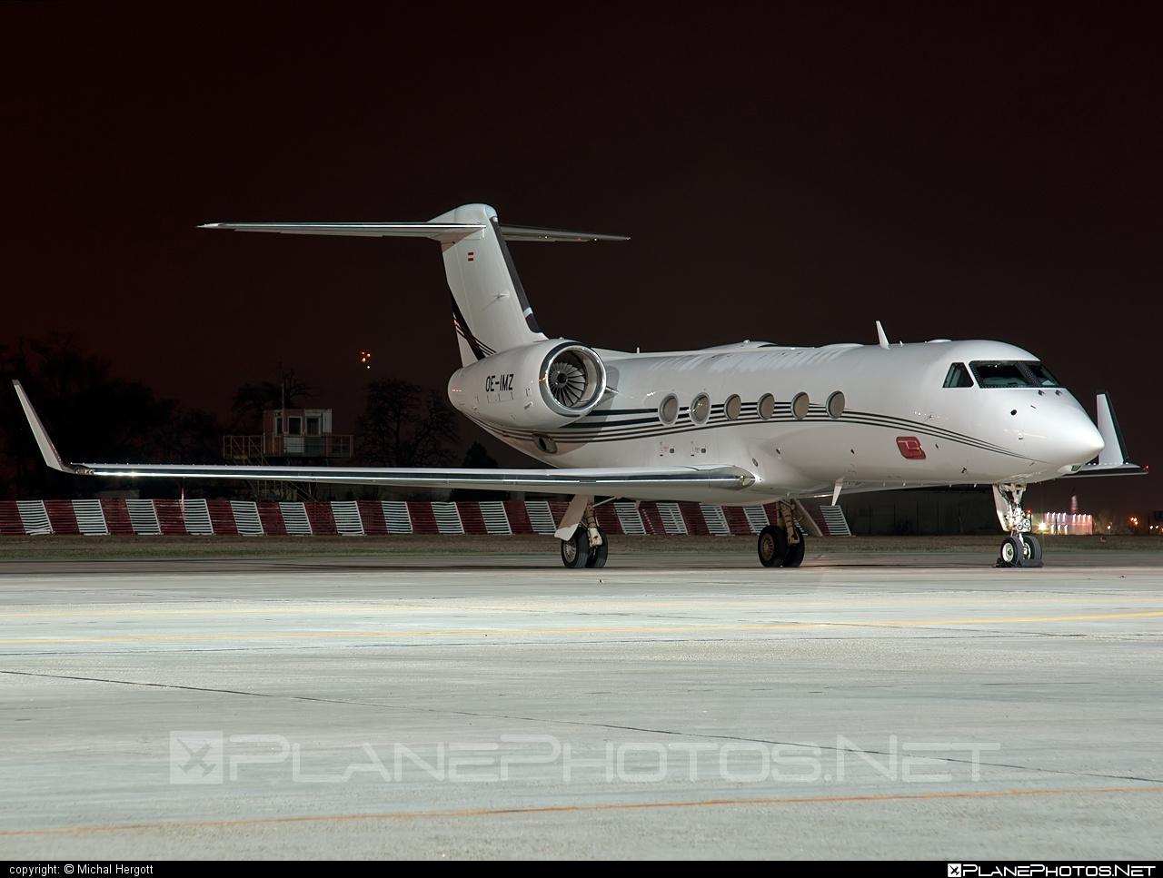 Gulfstream G450 - OE-IMZ operated by Avcon Jet #avconjet #gulfstream