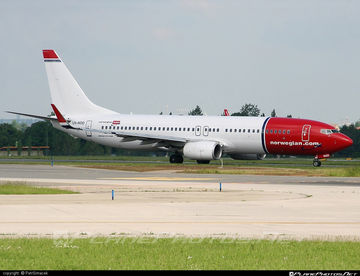 Boeing 737-800 - LN-NOO operated by Norwegian Air Shuttle #b737 #b737nextgen #b737ng #boeing #boeing737 #norwegian #norwegianair #norwegianairshuttle