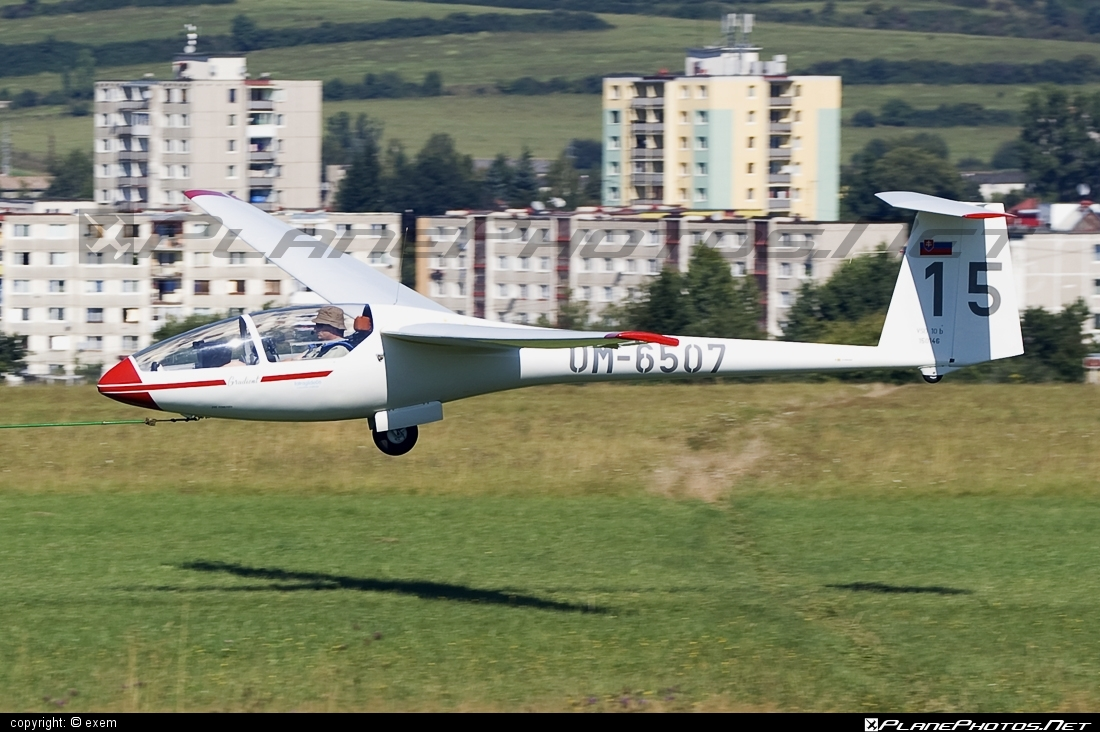 Orličan VSO-10B Gradient - OM-6507 operated by Private operator #orlican