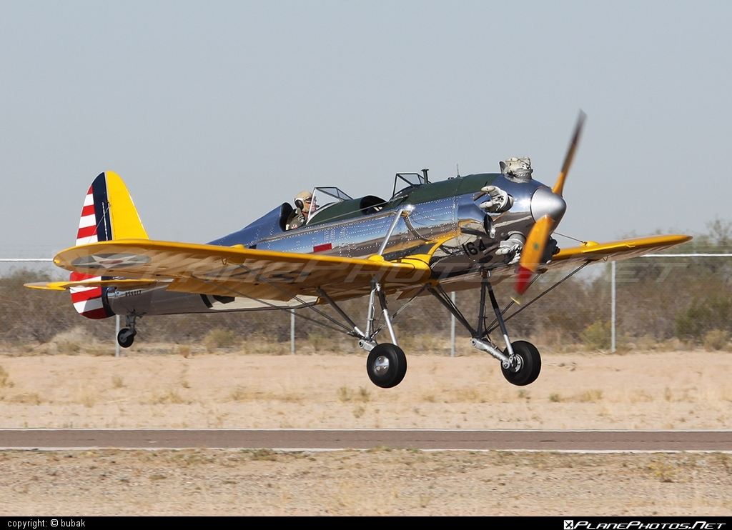 Ryan PT-22C Recruit - N56017 operated by Private operator
