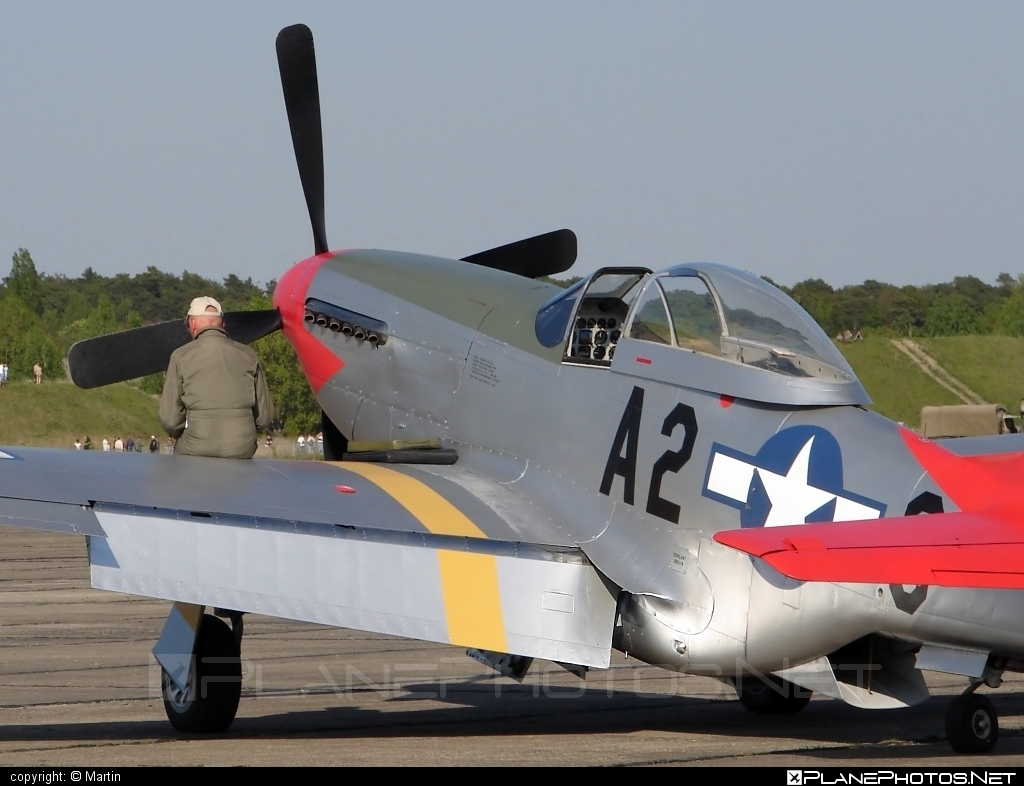 North American P-51D Mustang - N167F operated by Private operator #northamerican