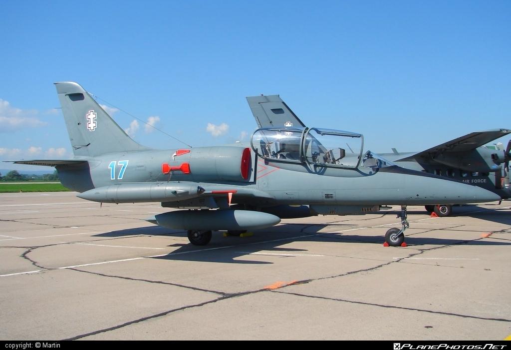 Aero L-39ZA Albatros - 17 operated by Lietuvos karinės oro pajėgos (Lithuanian Air Force) #aero #aerol39 #aerol39albatros #aerol39zaalbatros #albatros #l39 #l39za #l39zaalbatros