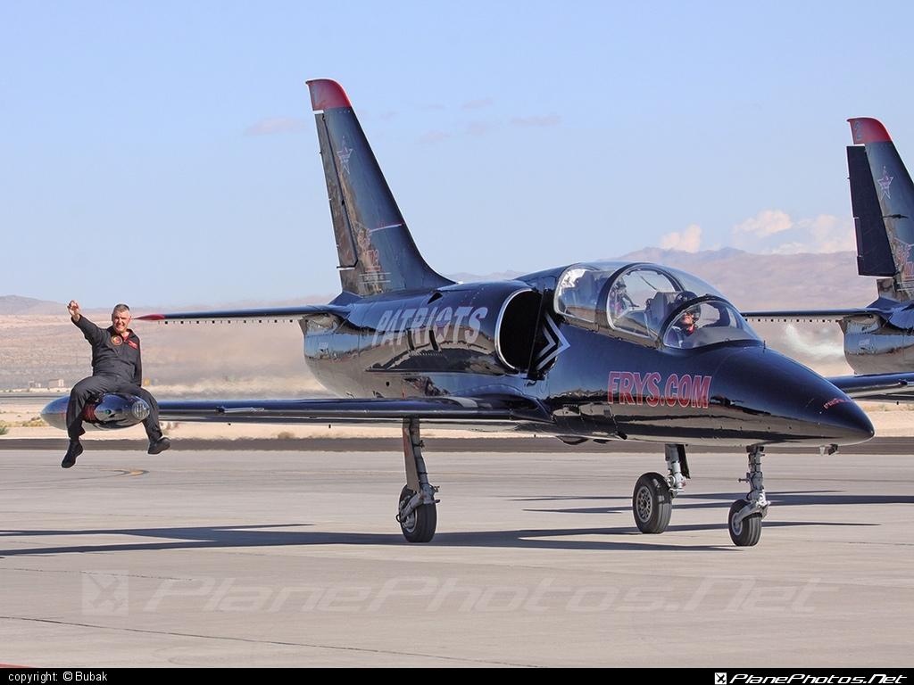 Patriots Jet Team Aero L-39C Albatros - N139RH #aero #aerol39 #aerol39albatros #aerol39calbatros #albatros #l39 #l39c #l39calbatros