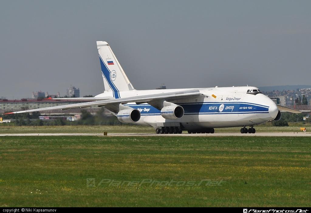 Antonov An-124-100 Ruslan - RA-82047 operated by Volga Dnepr Airlines #VolgaDneprAirlines #an124 #an124100 #an124100ruslan #an124ruslan #antonov #antonov124 #antonovan124