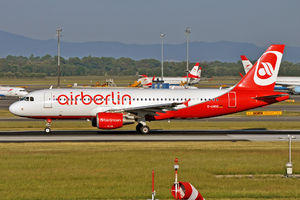 Air Berlin Airbus A320-214 - D-ABDQ