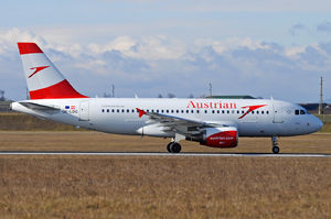 Austrian Airlines Airbus A319-112 - OE-LDG