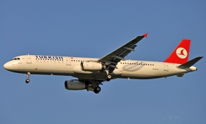 Turkish Airlines Airbus A321-231 - TC-JRK