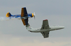 Private Aero L-29 Delfin - OK-ATS