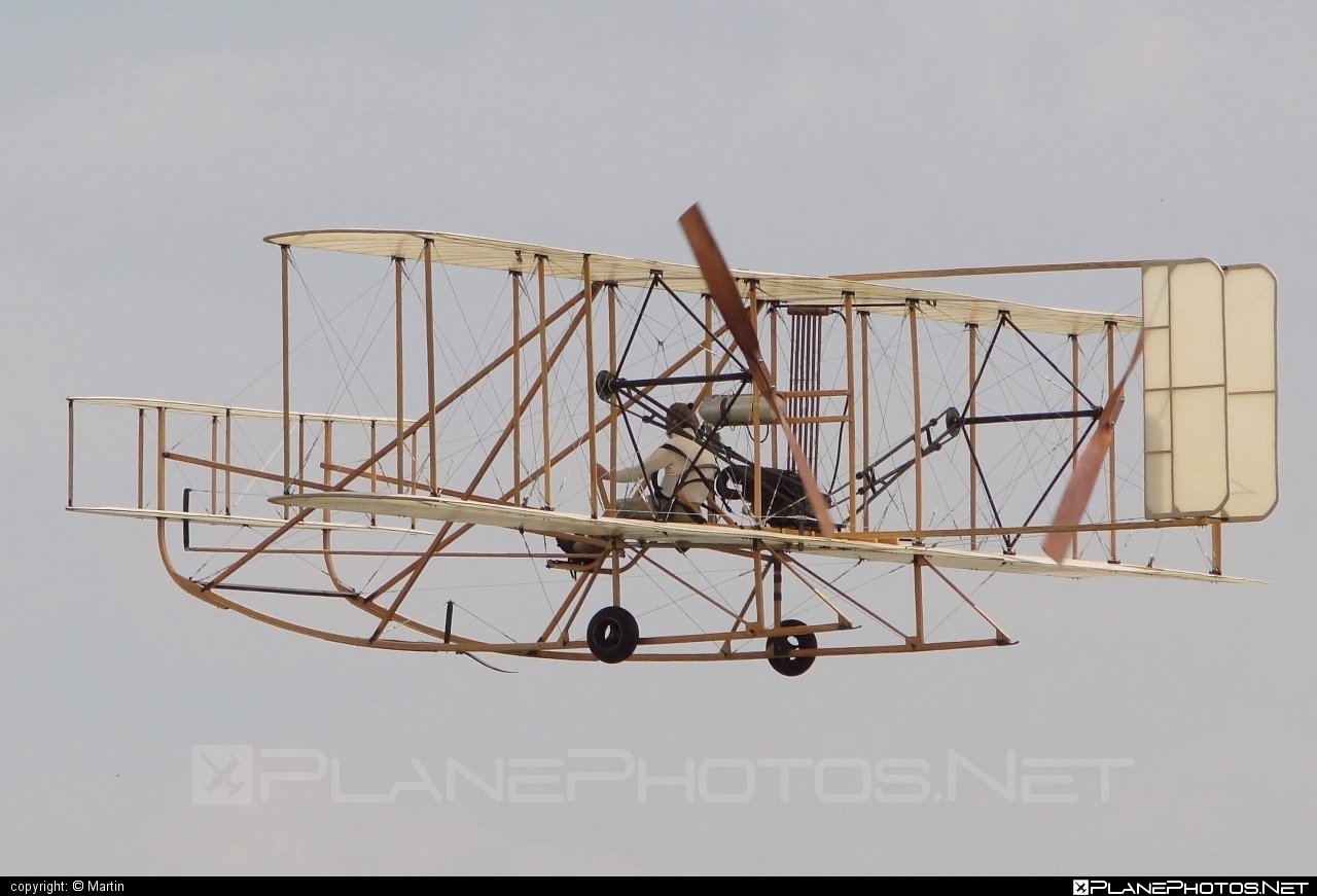Wright Flyer III (replica) - OK-OUL 51 operated by Private operator #wright