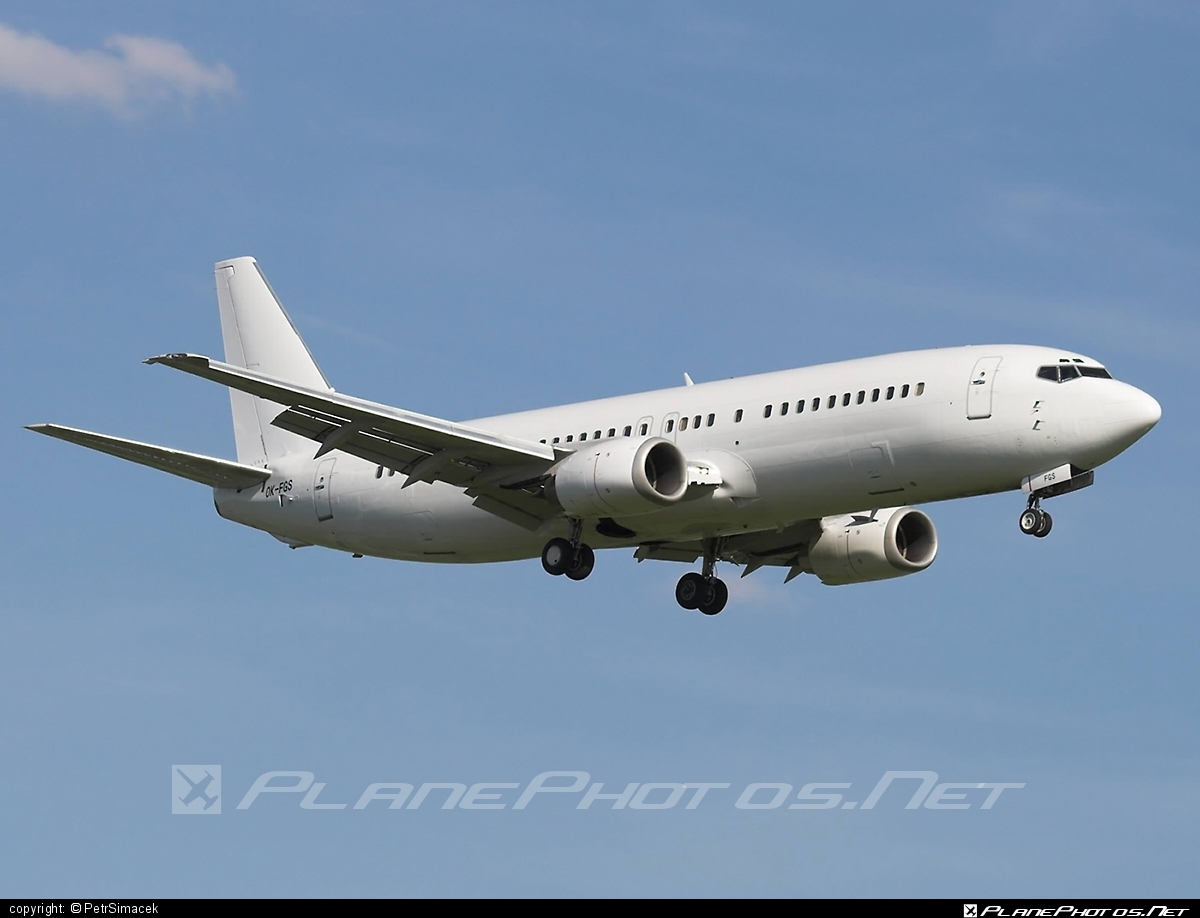 Boeing 737-400 - OK-FGS operated by CSA Czech Airlines #b737 #boeing #boeing737 #csa #czechairlines