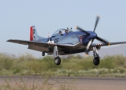 North American P-51D Mustang - N151KW operated by Private operator