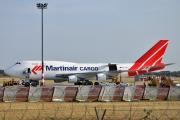 Boeing 747-400BCF - PH-MPR operated by Martinair Cargo