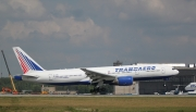 Boeing 777-200ER - EI-UNU operated by Transaero Airlines