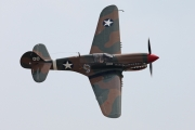 Curtiss P-40N Kittyhawk - N1232N operated by Private operator
