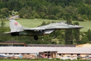 Mikoyan-Gurevich MiG-29AS - 6124 operated by Vzdušné sily OS SR (Slovak Air Force)